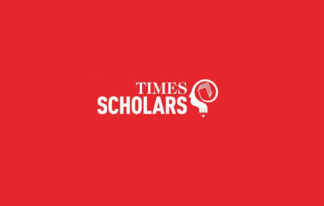 Times Scholars 2019: Time of India Scholarships (Be a Times Scholar and win a Dell laptop)