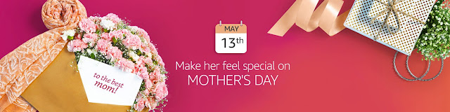 Mothers day Sale 50% Off