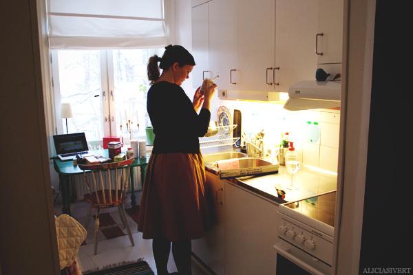 aliciasivert, Alicia Sivertsson, jul, christmas, x-mas, julbak, bakning, baka, den sensationella Lisa, Bisa, kök