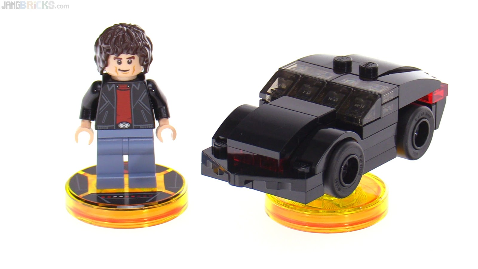 lego dimensions knight rider fun pack toys review 71286. Black Bedroom Furniture Sets. Home Design Ideas