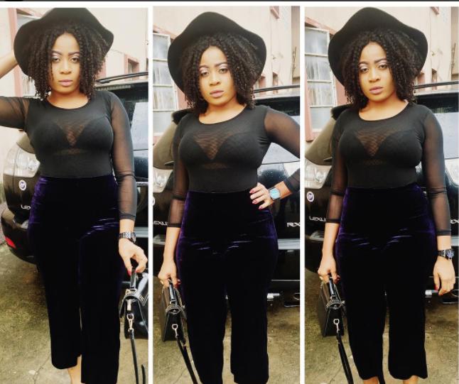 I am single and flirting- Nollywood actress