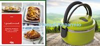 Logo Ricettario ''I grandi secondi'' o Il Contenitore per zuppe in edicola
