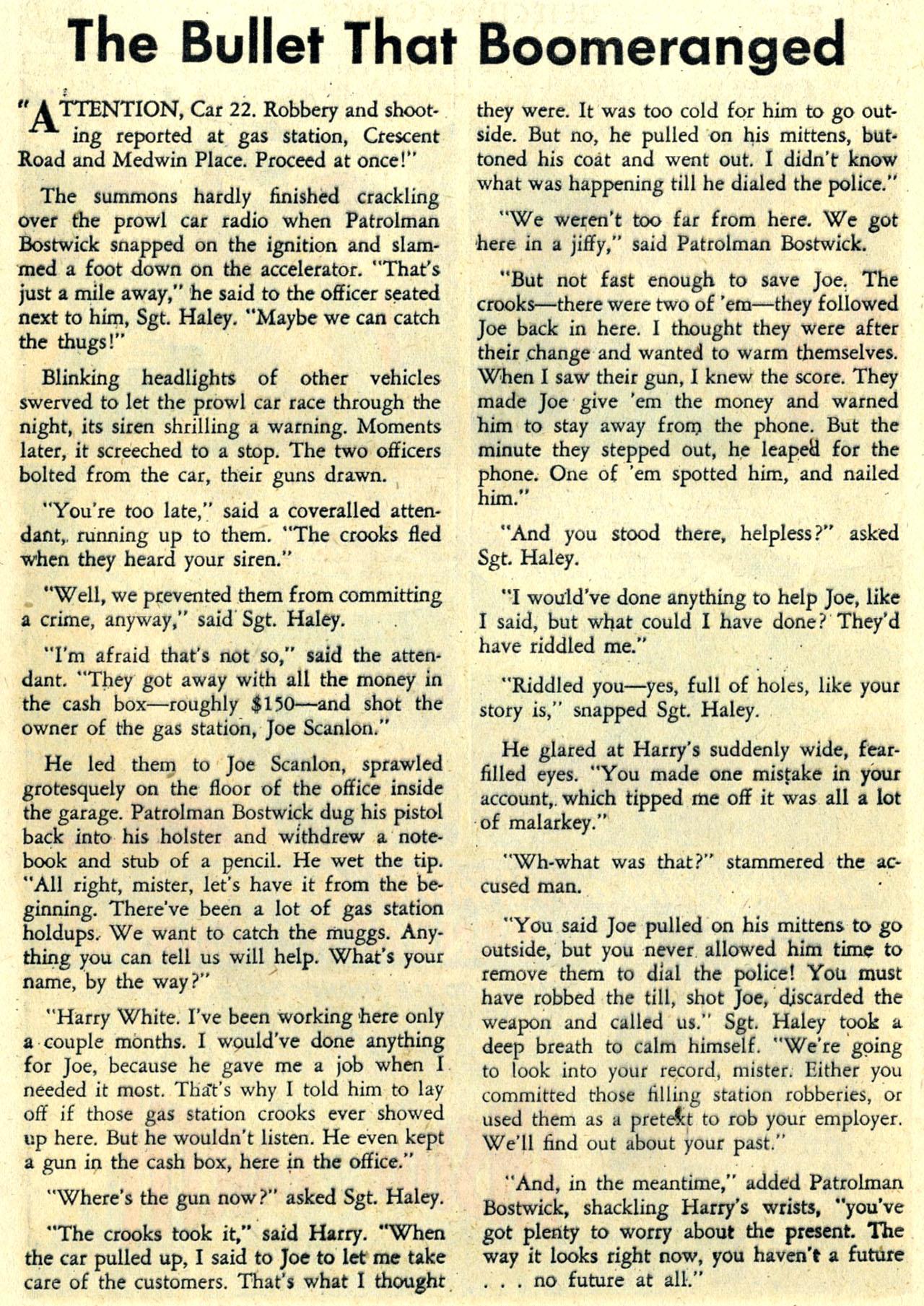Detective Comics (1937) 283 Page 23