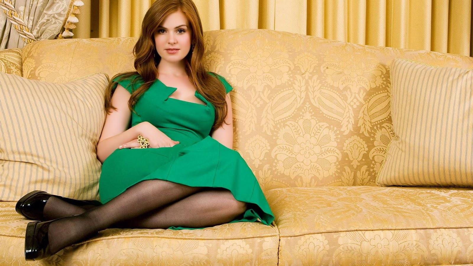 Ravishment Isla Fisher Australian Actress Hd Wallpapers