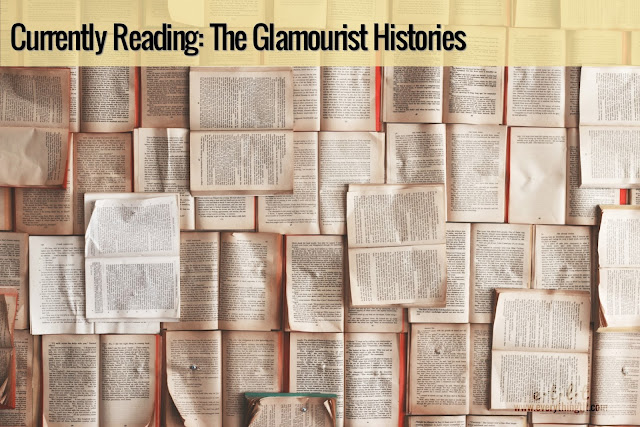 Currently Reading: The Glamourist Histories - A little magic and Jane Austen can go a long way