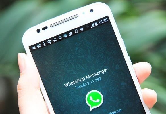 Como mandar imagens da Internet para os amigos no WhatsApp