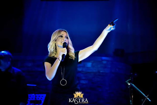 Μαγευτική η Νατάσα Θεοδωρίδου στο άνοιγμα του KASTRA LIVE SUMER στον Πλαταμώνα - Οι καλύτερες στιγμές της βραδιάς (ΦΩΤΟ-VIDEO) {featured}