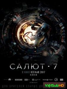 Sự Cố Trạm Salyut-7