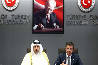 Turquía mantendrá apoyo a Qatar mientras dure el bloqueo