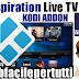 Inspiration Live TV Kodi Addon | TV , Formula 1 , Moto Gp , Sport , Musica e Tanto Altro Ancora