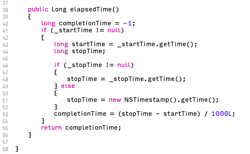 Mea Vita: Carpe Diem: Timer Objects for Network Latency