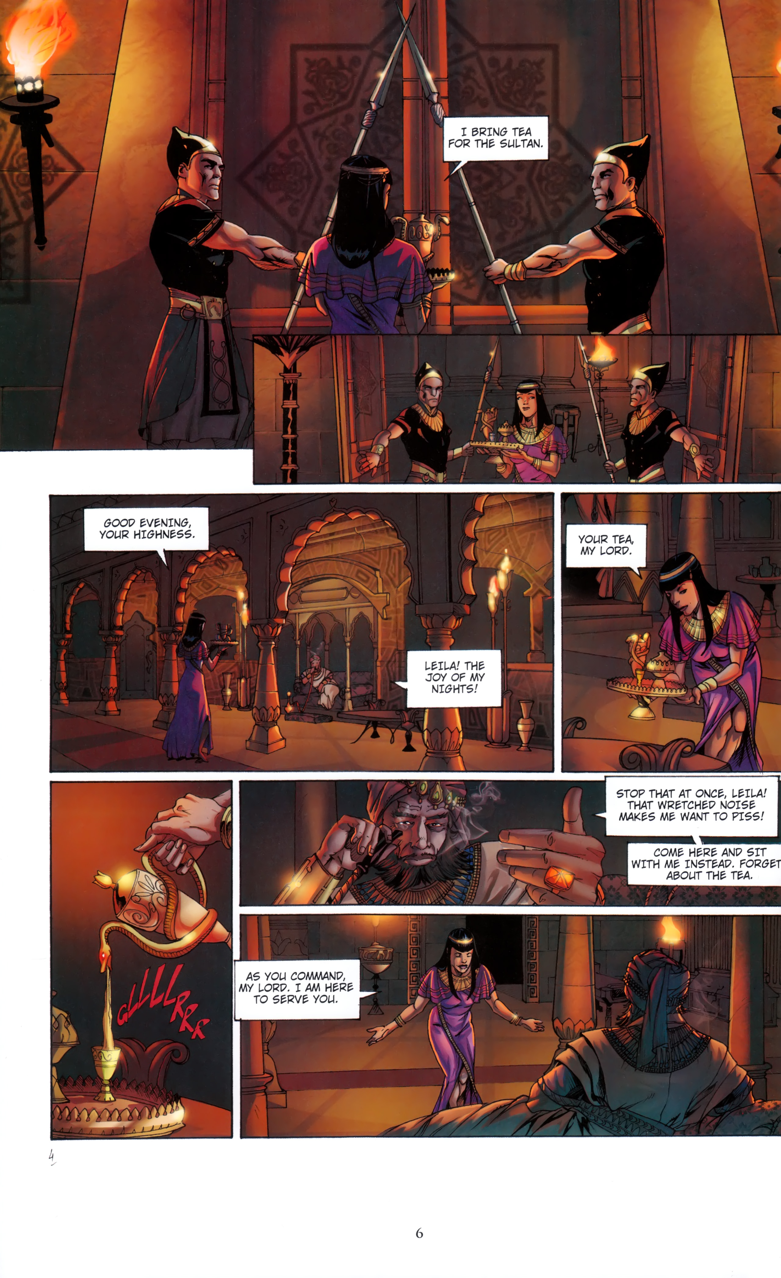 Read online Assassin's Creed (2012) comic -  Issue #5 - 6