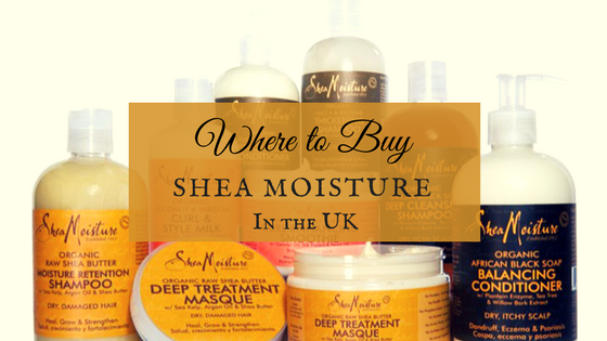 Image of  Buy Shea Moisture products