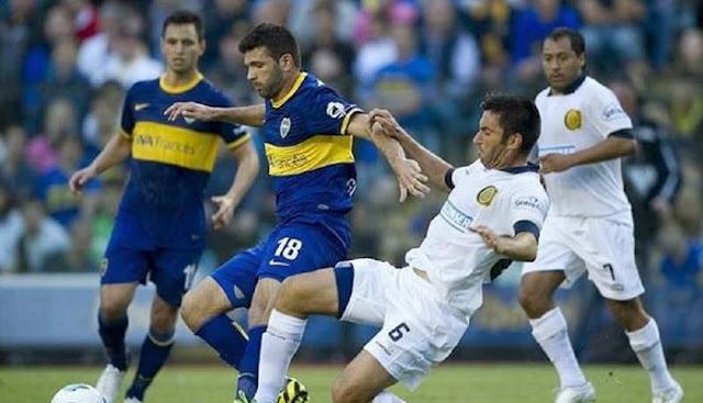 Rosario Central vs Boca Juniors en vivo 27 Septiembre Copa Argentina