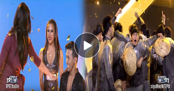 MUST SEE: The Well-Deserved Golden Buzzer Acts In Pilipinas Got Talent Season 6!