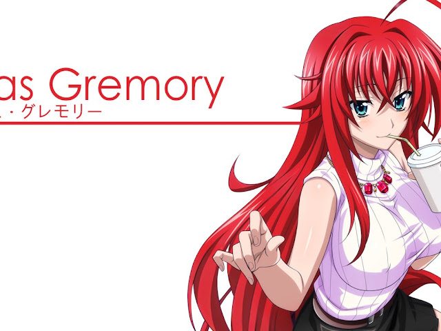 High School DxD Rias Gremory