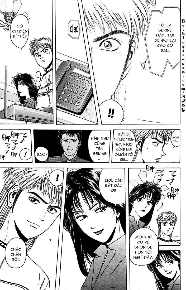 Psychometrer Eiji chapter 28 trang 15