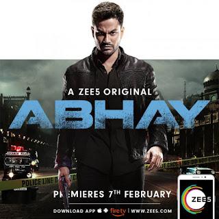 Abhay (2019) Hindi S01 All Episodes HDRip | 720p | 480p [Ep 1 – 3]
