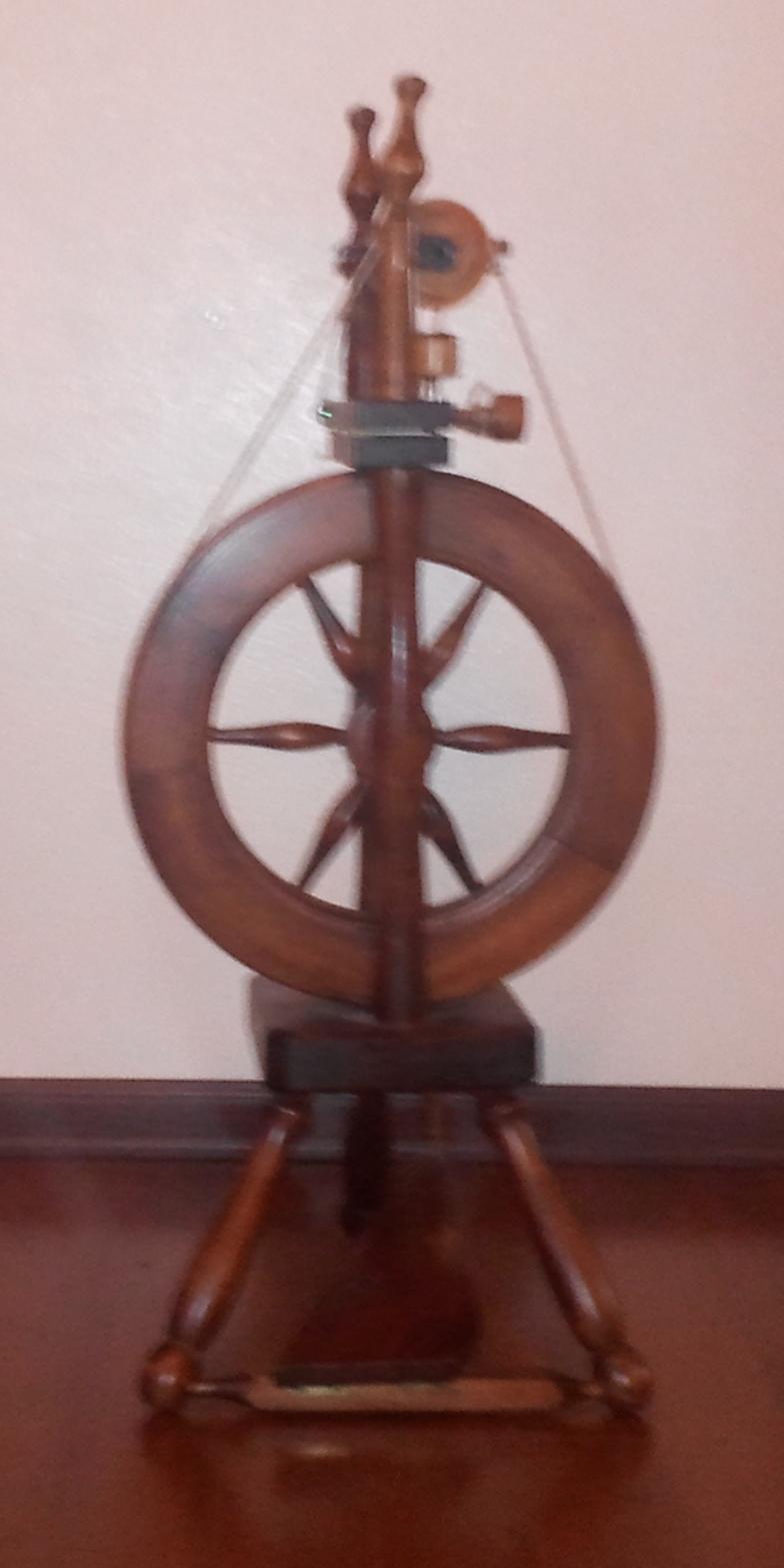 Playground Equipment Spinning Wheel