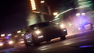Need for Speed Payback PS3 Wallpaper