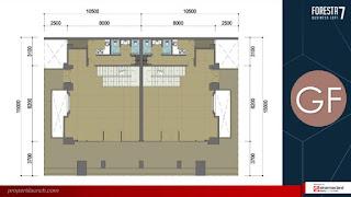 Denah Lantai FBL 7 Ground Floor