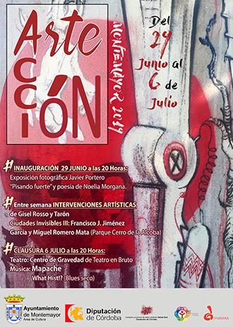 AYUNTAMIENTO DE MONTEMAYOR - ARTE EN ACCIÓN