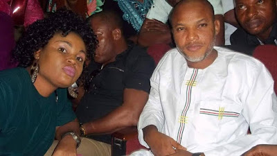 biafran leader nnamdi kanu court photos