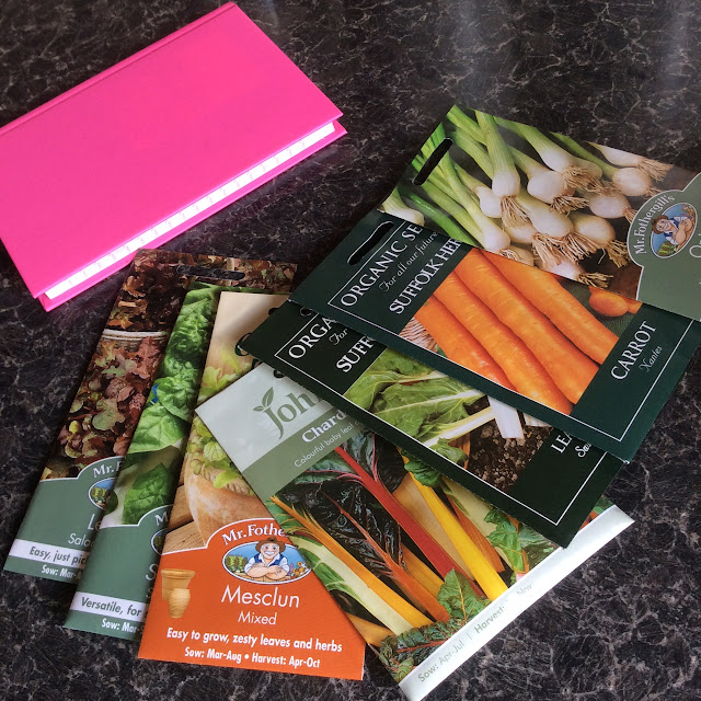 Late July Seed HAUL