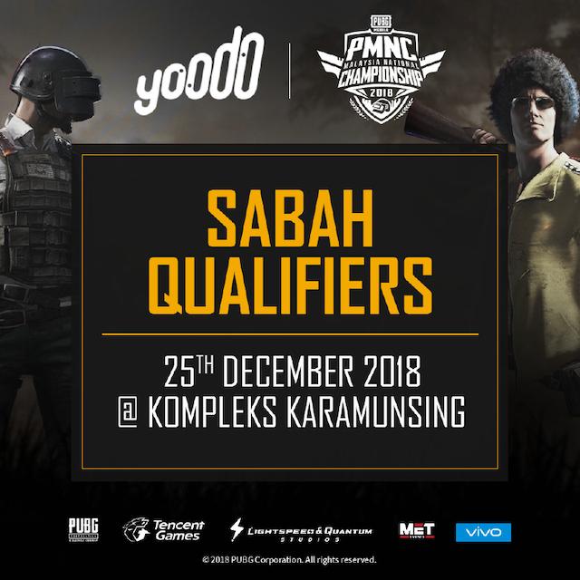 Sabah Qualifiers