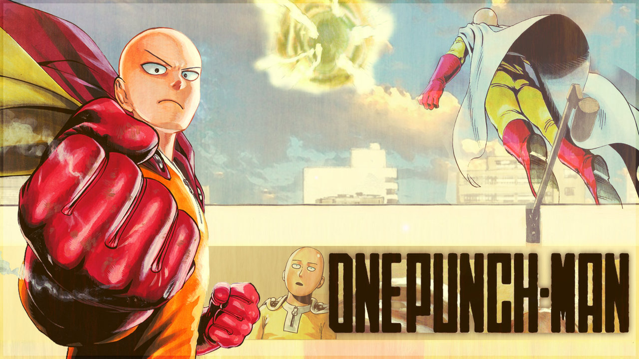 One Punch Man Download Legendado