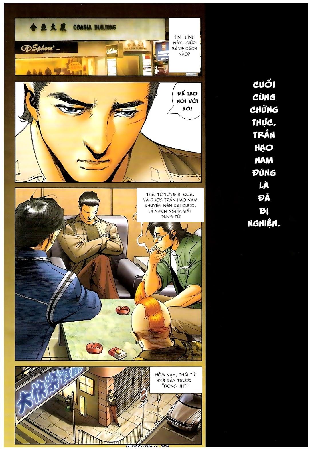 Người Trong Giang Hồ - Chapter 1209: Cai nghiện - Pic 25