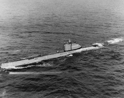 Submarino alemán