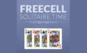 Freecell İskambil Zamanı - Freecell Solitaire Time