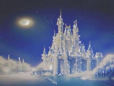 Resultado de imagem para castelo de cristal