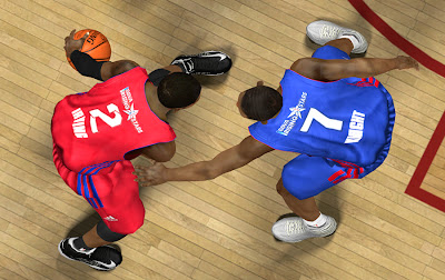 NBA 2K13 BBVA Rising Stars Kyrie Irving vs Brandon Knight