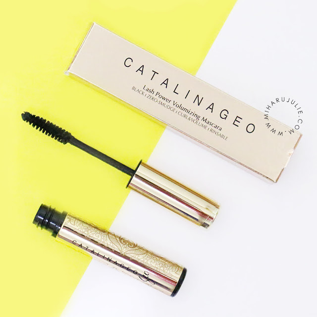 REVIEW-Catalina Geo Lash Power Volumizing Mascara