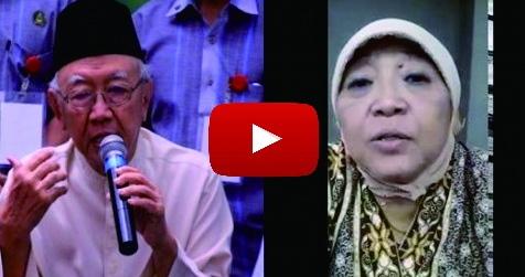 VIDEO: Ini Pernyataan Resmi Gus Sholah Dan Lily Wahid Terkait Nama Belakang Nusron Wahid