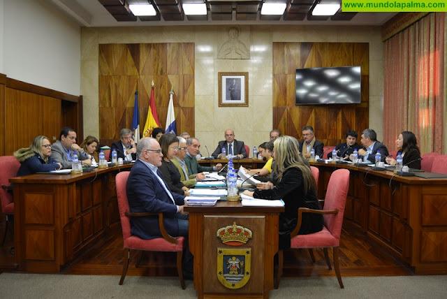 El Cabildo de La Palma se suma a las reivindicaciones que se celebrarán con motivo del Día Internacional de la Mujer