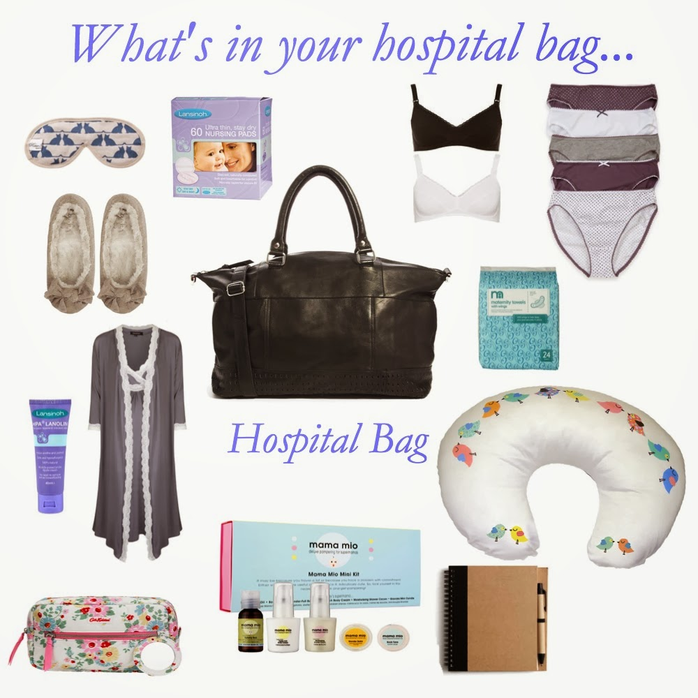 mamasVIB | V. I .BABY: Whats inside your hospital bags - yes bags! Why one bag isn't enough….| Whats inside your hospital bags - yes bags | Why one bag isn't enough | labour bag | hospital bag | baby bag | essential items for hospital bag | baby essentials for hospital | mum and baby | birth plan | hospital list | new baby | hospital stay | Cath Kidston | maternity nightwear | burts bees | baby products | birth day | mamasVIB |