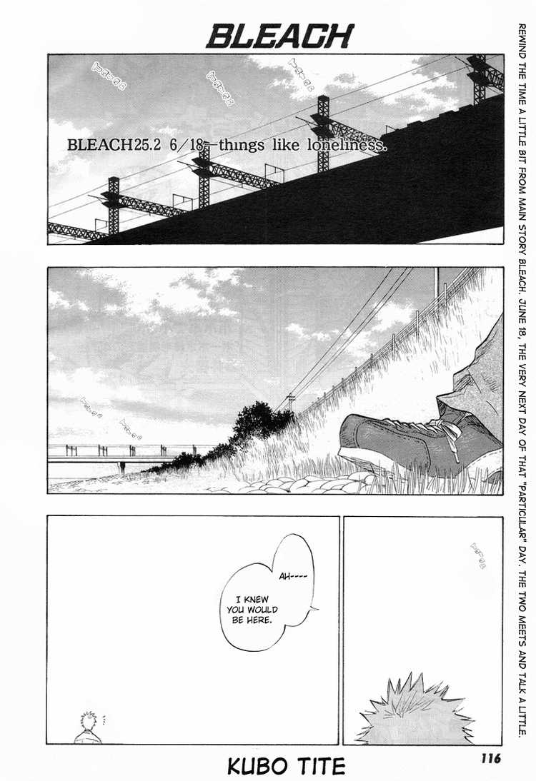 Bleach Chapter 025b Page 1