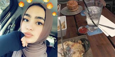 Wanita Cantik Ini Ngadu Ke Sosmed Karena Gebetannya Hanya Sanggup Beliin Air Putih, Netizen Pun Ramai-Ramai Mengecamnya