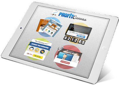 [GIVEAWAY] Profit Canvas [ALL-IN-ONE MARKETING SUITE]