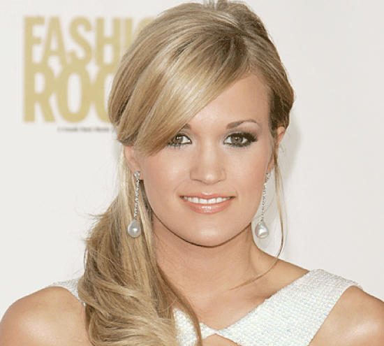 Cute Low Side Ponytail  Hairstyle  Ideas  Everything About