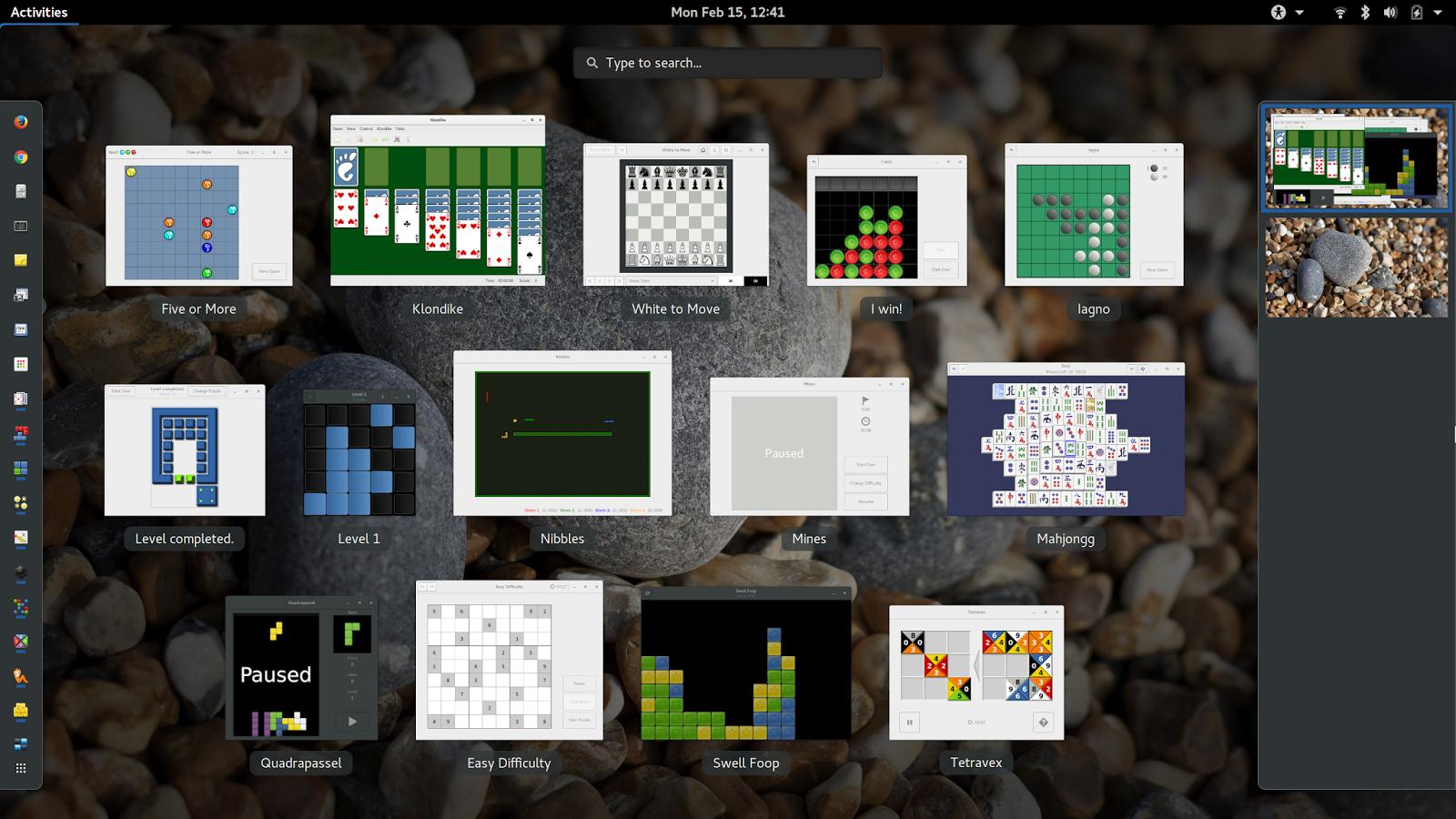 Ubuntu GNOME 16 04 running on Yoga Pro 2 with HiDPI and