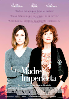 Cartel: Una madre imperfecta
