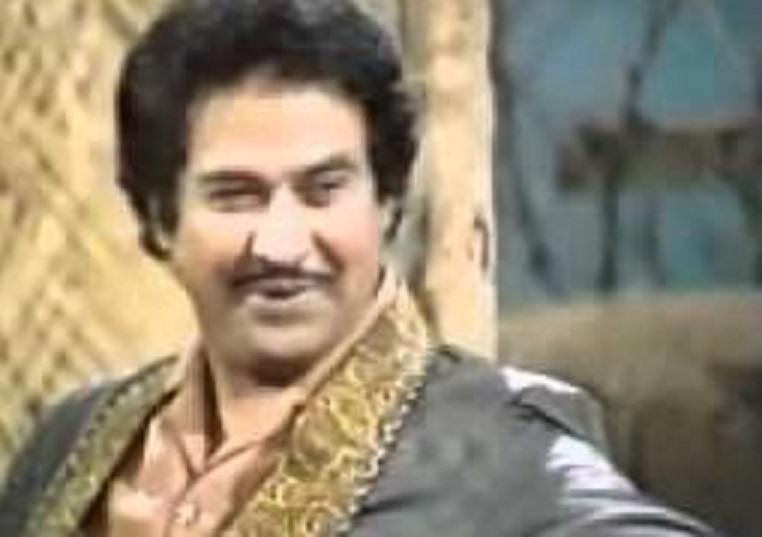 Picture of actor Yousuf Ali in PTV Classic drama Choti Si Dunya
