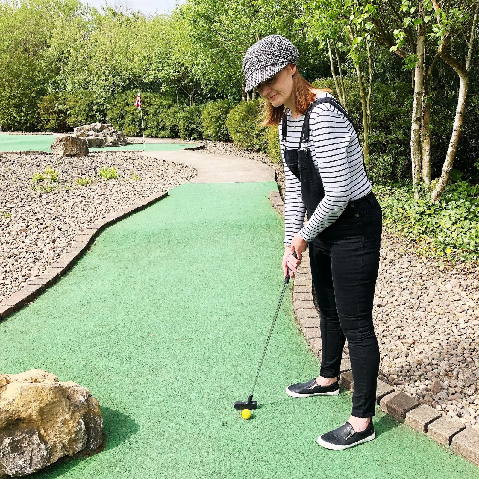 My May Days - Parklands Mini Golf