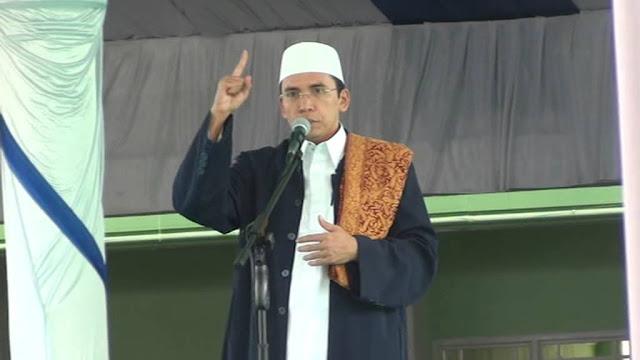 TGB Zainul Majdi: Khilafah Tidak Relevan di Indonesia