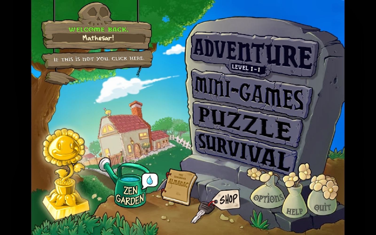 Gamer Titelbild