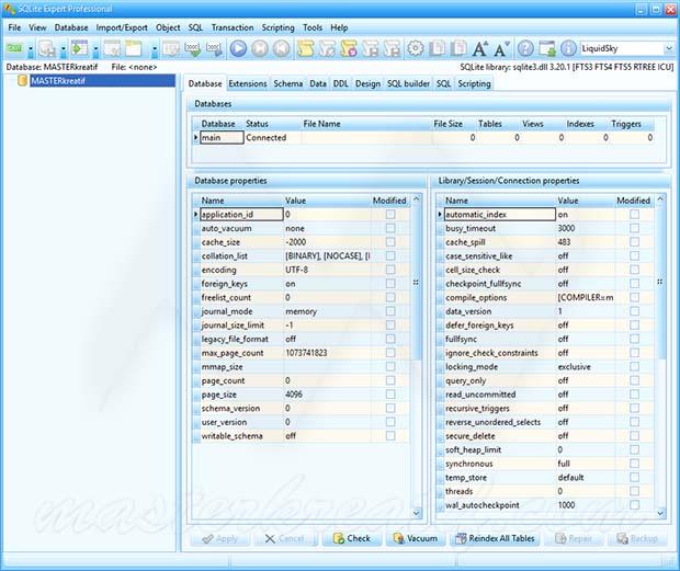 SQLite Expert Professional 5.1.2.140 Full